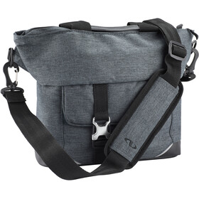 Norco Milford Handlebar Bag, tweed grey